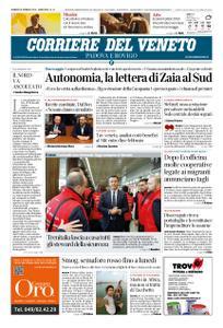 Corriere del Veneto Padova e Rovigo – 18 gennaio 2019