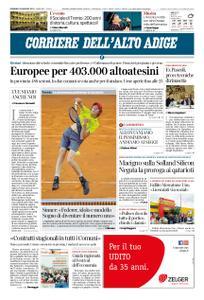 Corriere dell'Alto Adige – 26 maggio 2019