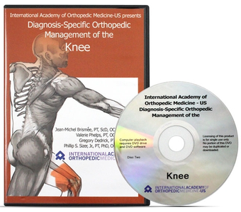 Diagnosis-Specific Orthopedic Management of Knee [repost]