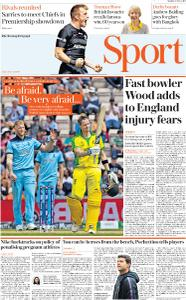 The Sunday Telegraph Sport - May 26, 2019