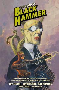 Dark Horse-The World Of Black Hammer Library Edition Vol 01 2020 Hybrid Comic eBook