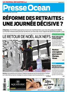 Presse Océan Nantes Sud Vignoble – 11 décembre 2019