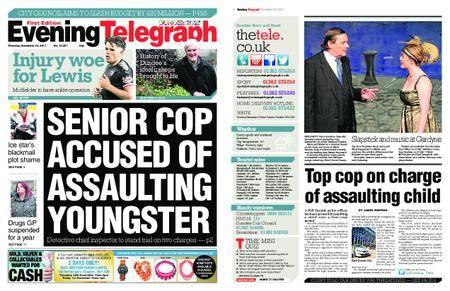 Evening Telegraph First Edition – November 23, 2017