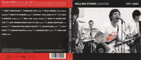 The Rolling Stones - Rarities 1971-2003 (2005)