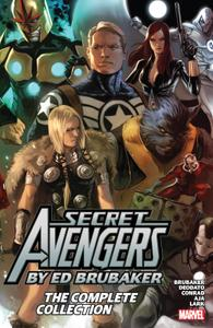 Secret Avengers by Ed Brubaker-The Complete Collection 2018 Digital Zone