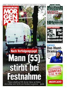 Hamburger Morgenpost – 02. November 2019