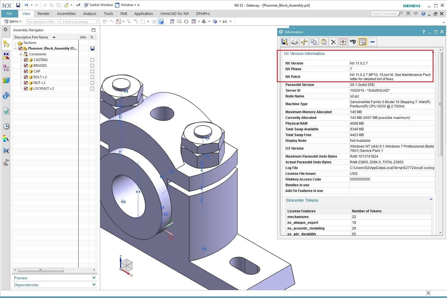 Siemens PLM NX 11 0 2 MP10 Update / AvaxHome