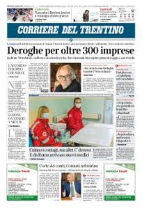 Corriere del Trentino – 01 aprile 2020