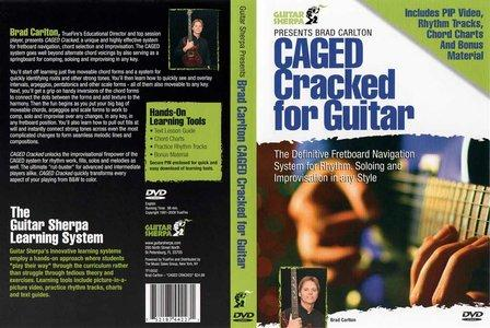 Brad Carlton - CAGED Cracked for Guitar [repost]