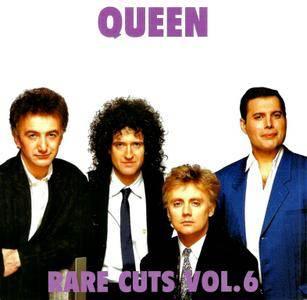 Queen - Rare Cuts Vol. 6 (2012) {Remastered, Japan}