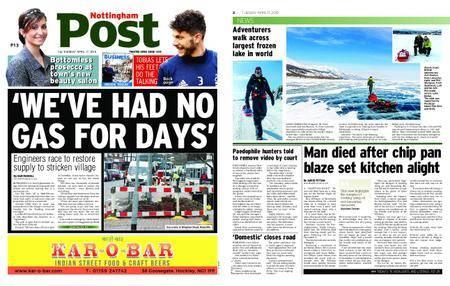 Nottingham Post – April 17, 2018
