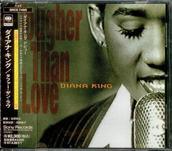 Diana King - Tougher Than Love (1995) {Japan 1st Press}