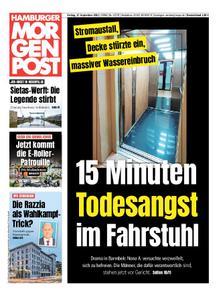 Hamburger Morgenpost – 17. September 2021