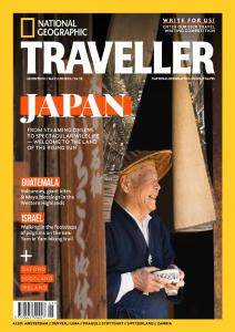 National Geographic Traveller UK - May-June 2020