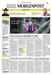 Solinger Morgenpost – 10. März 2020