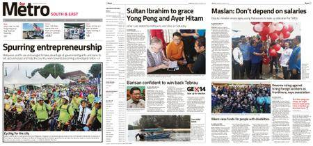 The Star Malaysia - Metro South & East – 28 March 2018
