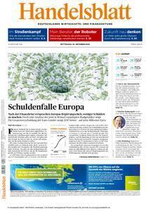 Handelsblatt - 19. Oktober 2016
