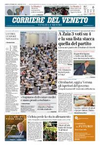 Corriere del Veneto Venezia e Mestre – 04 settembre 2020