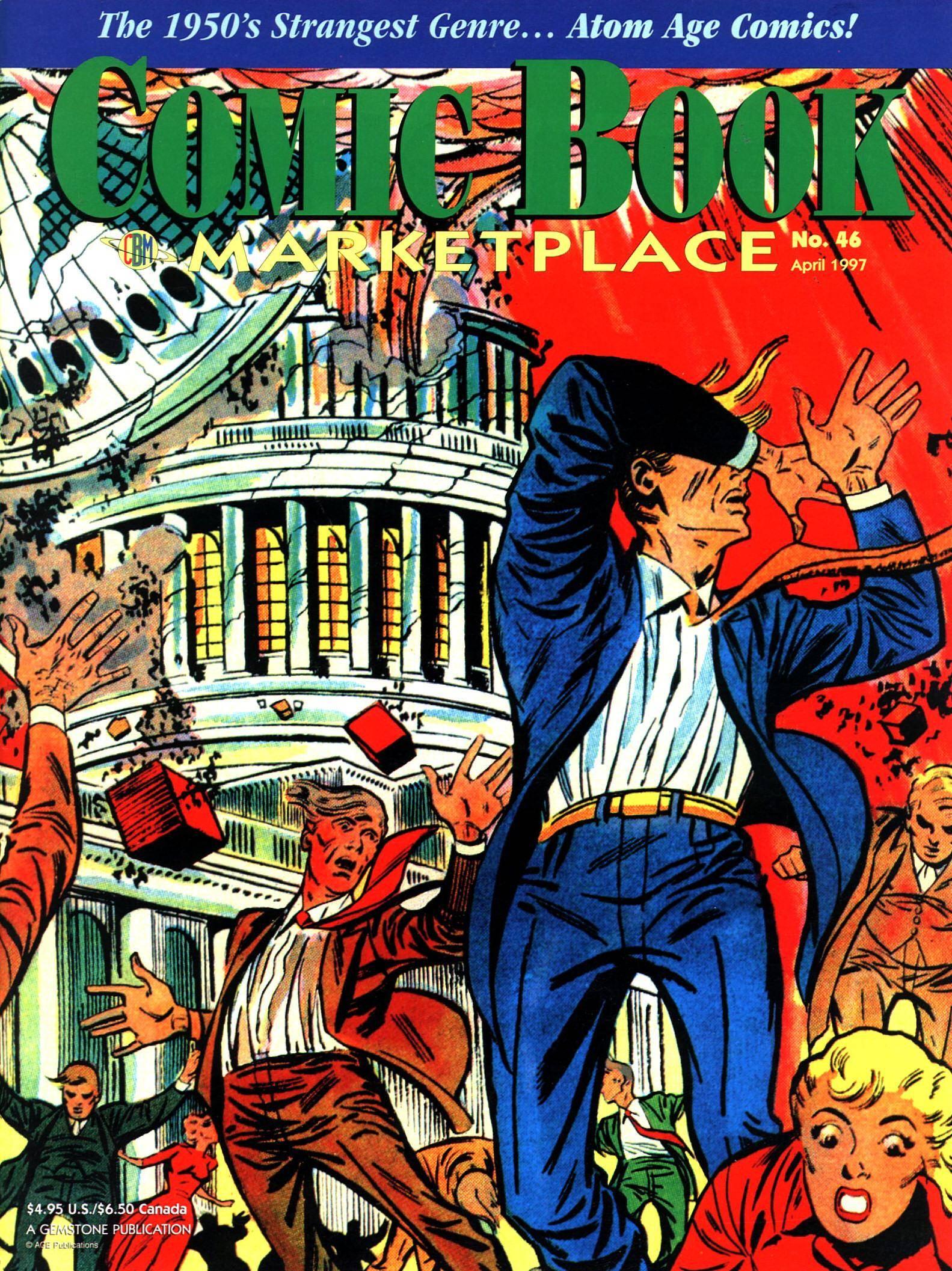 Comic Book Marketplace 046 1991