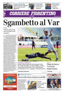 Corriere Fiorentino La Toscana – 01 ottobre 2018