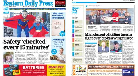 Eastern Daily Press – March 11, 2020