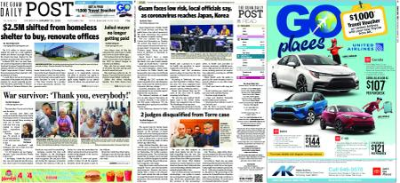 The Guam Daily Post – January 25, 2020