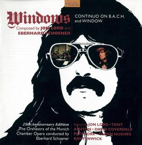 Jon Lord - Windows (1974) {1999, Remastered}