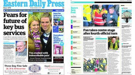 Eastern Daily Press – November 27, 2017