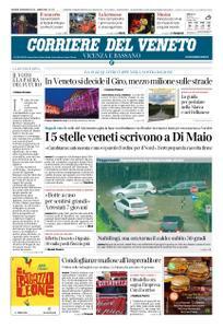 Corriere del Veneto Vicenza e Bassano – 30 maggio 2019