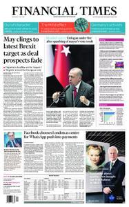 Financial Times UK – May 08, 2019