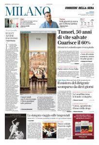 Corriere della Sera Milano - 7 Gennaio 2018