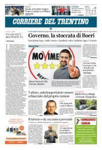 Corriere del Trentino - 1 Giugno 2018
