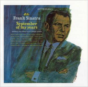 Frank Sinatra - September of My Years (1965) Expanded Remastered 2010