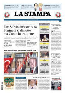 La Stampa Imperia e Sanremo - 6 Marzo 2019
