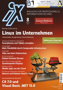iX Magazin - August 2017