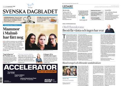 Svenska Dagbladet – 06 september 2019