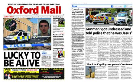 Oxford Mail – June 25, 2019