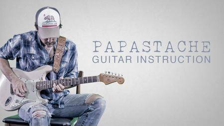 Papastache - Blues Soloing Secrets Major Pentatonic Level 2 (2016)