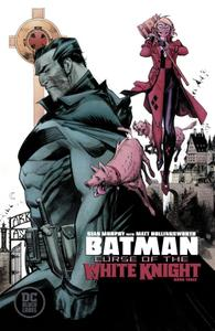 Batman-Curse Of The White Knight 03 of 08 2019