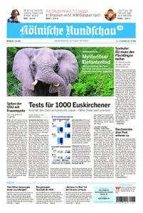 Kölnische Rundschau Wipperfürth/Lindlar – 08. Juli 2020