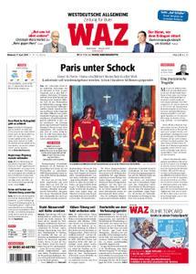 WAZ Westdeutsche Allgemeine Zeitung Buer - 17. April 2019