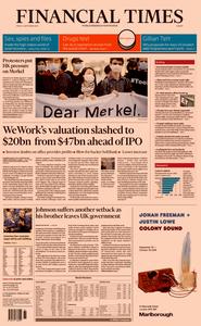 Financial Times Europe – 06 September 2019