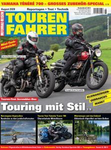 Tourenfahrer - August 2020