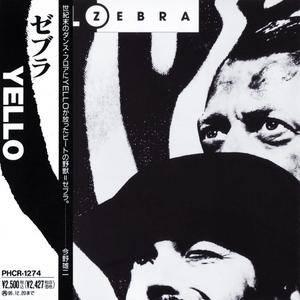Yello - Zebra (1994) [Japanese Ed.]