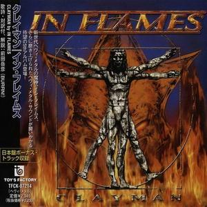 In Flames - Clayman (2000) [Japanese Edition]