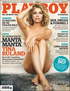Playboy Germany - Oktober 2013