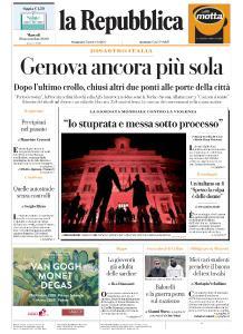 la Repubblica - 26 Novembre 2019