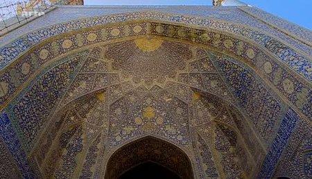 (Arte) Architectures : La mosquée royale d'Ispahan (2011)