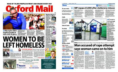 Oxford Mail – October 04, 2018