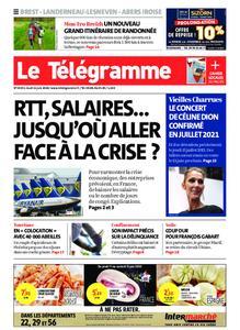 Le Télégramme Brest Abers Iroise – 11 juin 2020